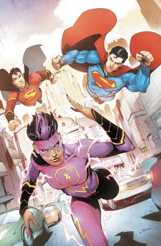 New Super-Man Vol. 2: Coming To America (Rebirth)