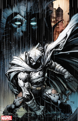 Moon Knight #200 (Finch Cover)