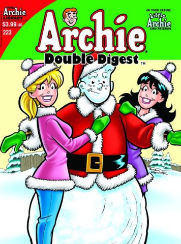 Archie Double Digest #223