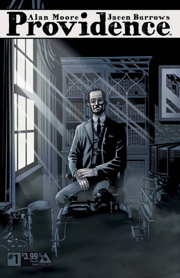 Providence #1 (Portrait Cover)
