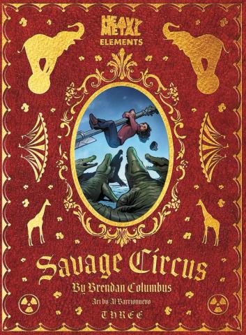 Savage Circus #4