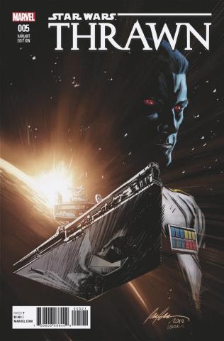 Star Wars: Thrawn #5 (Albuquerque Cover)