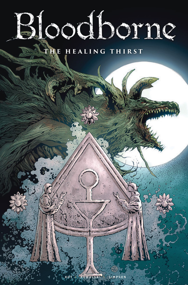 Bloodborne #7: The Healing Thirst (Kowalski Cover)