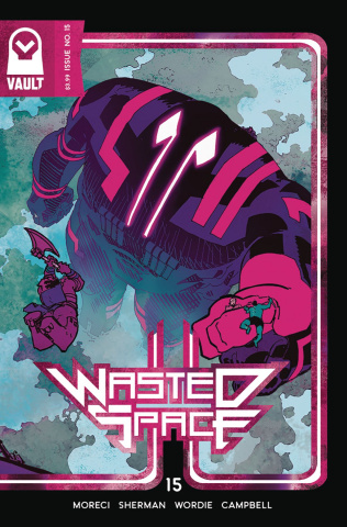 Wasted Space #15