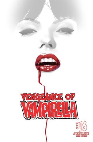 Vengeance of Vampirella #16 (Oliver Cover)