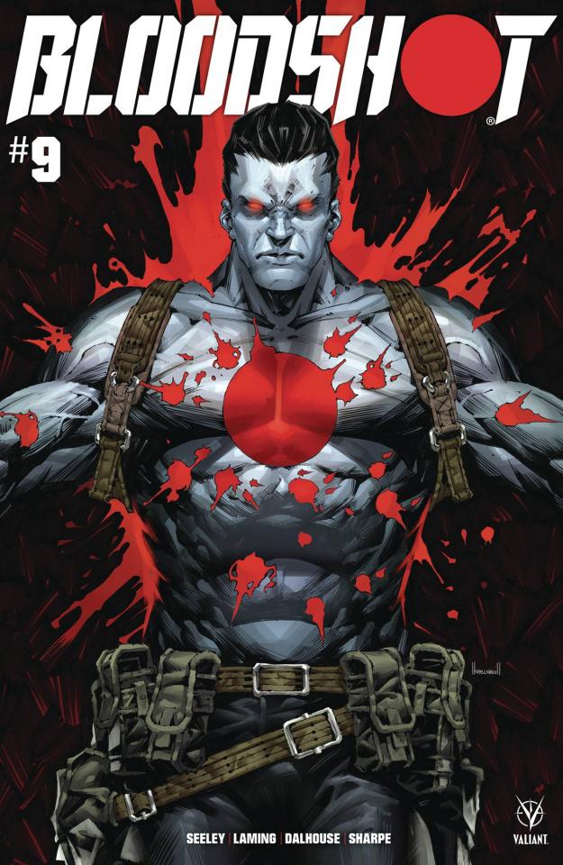 Bloodshot #9 (Ngu Cover)