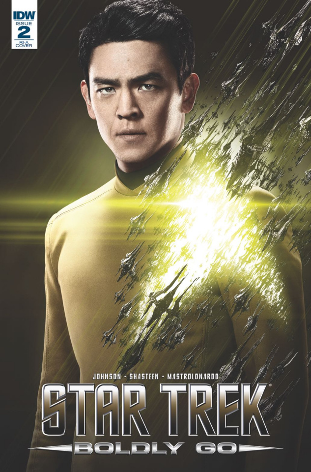 Star Trek: Boldly Go #2 (10 Copy Cover)