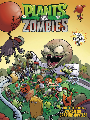 Plants vs. Zombies Box Set Vol. 4