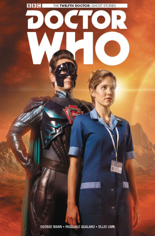 Doctor Who: Ghost Stories #4 (Photo Cover)