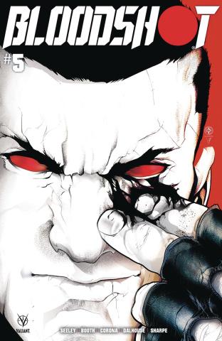 Bloodshot #5 (Colapietro Cover)