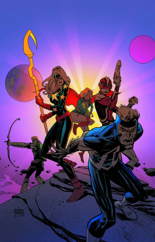 Justice League United #6