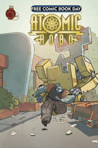Atomic Robo & Friends