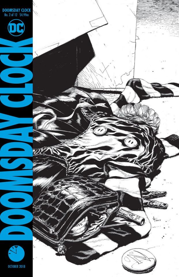 Doomsday Clock #2 (3rd Printing)