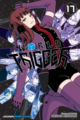 World Trigger Vol. 17