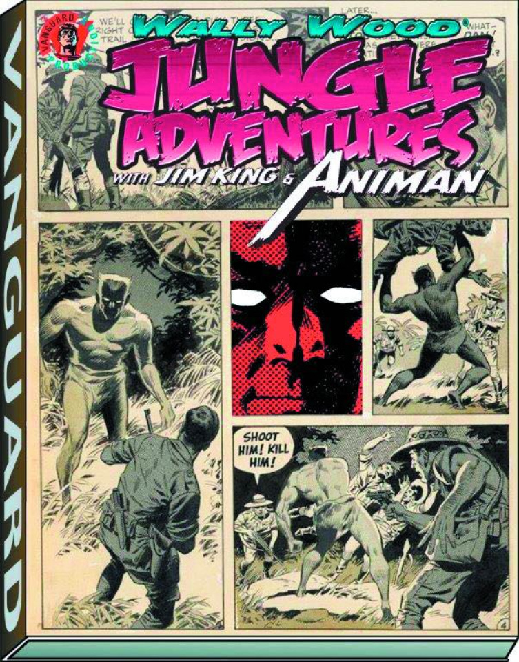 Jungle Adventures with Jim King and Animan