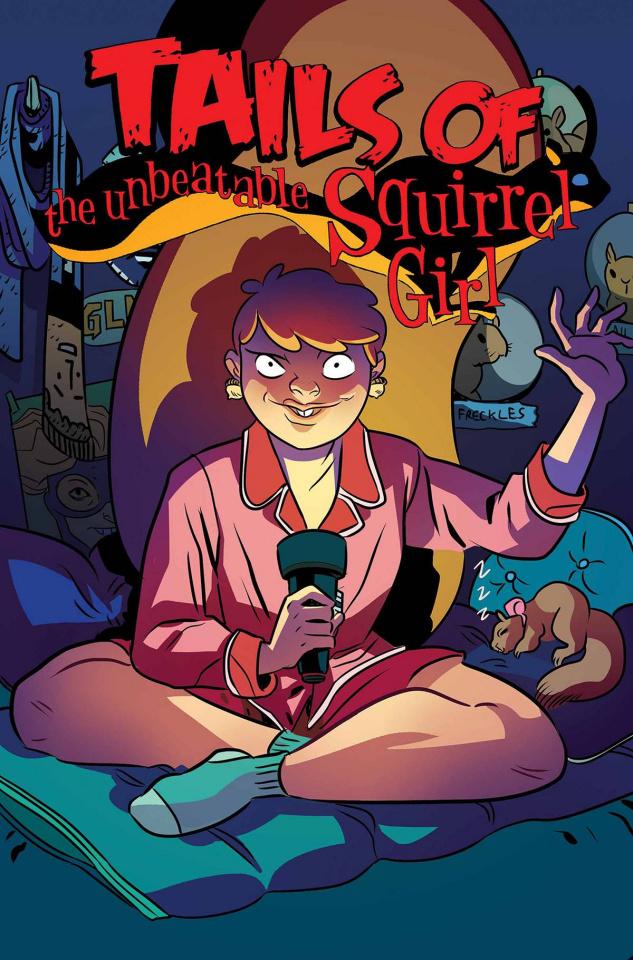 The Unbeatable Squirrel Girl #5
