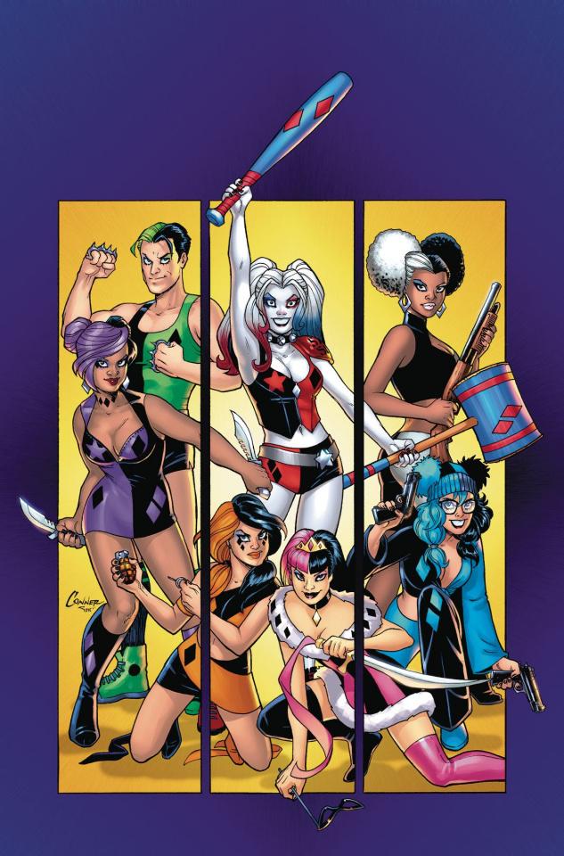 Harley Quinn's Gang of Harleys