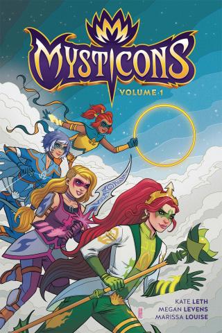 Mysticons Vol. 1