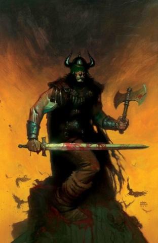 King Conan: Phoenix on the Sword #1