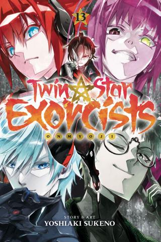 Twin Star Exorcists: Onmyoji Vol. 13