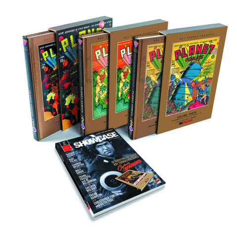 Planet Comics (Slipcase Edition)