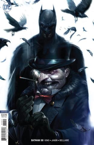 Batman #58 (Variant Cover)