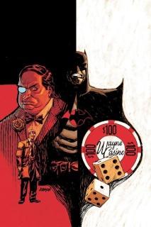 The World of Flashpoint: Batman