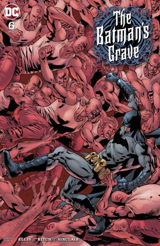 The Batman's Grave #6
