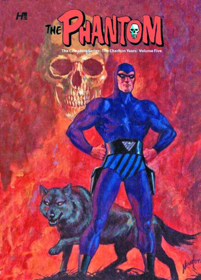 The Phantom: The Complete Series - The Charlton Years Vol. 5