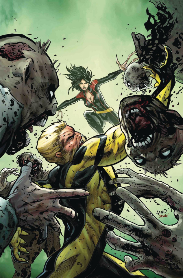 Hunt for Wolverine: The Claws of a Killer #2