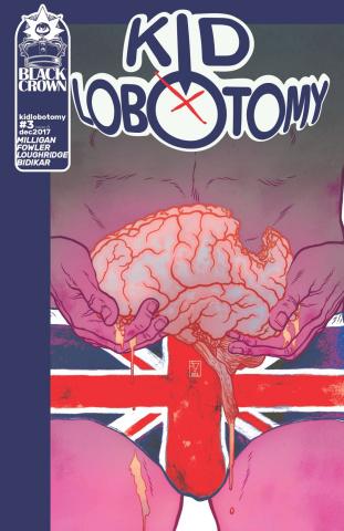 Kid Lobotomy #3 (Williams III Cover)