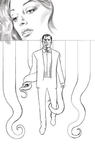 James Bond: Agent of SPECTRE #2 (25 Copy Phillips B&W Virgin Cover)