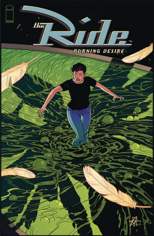 The Ride: Burning Desire #2 (Hillyard Cover)