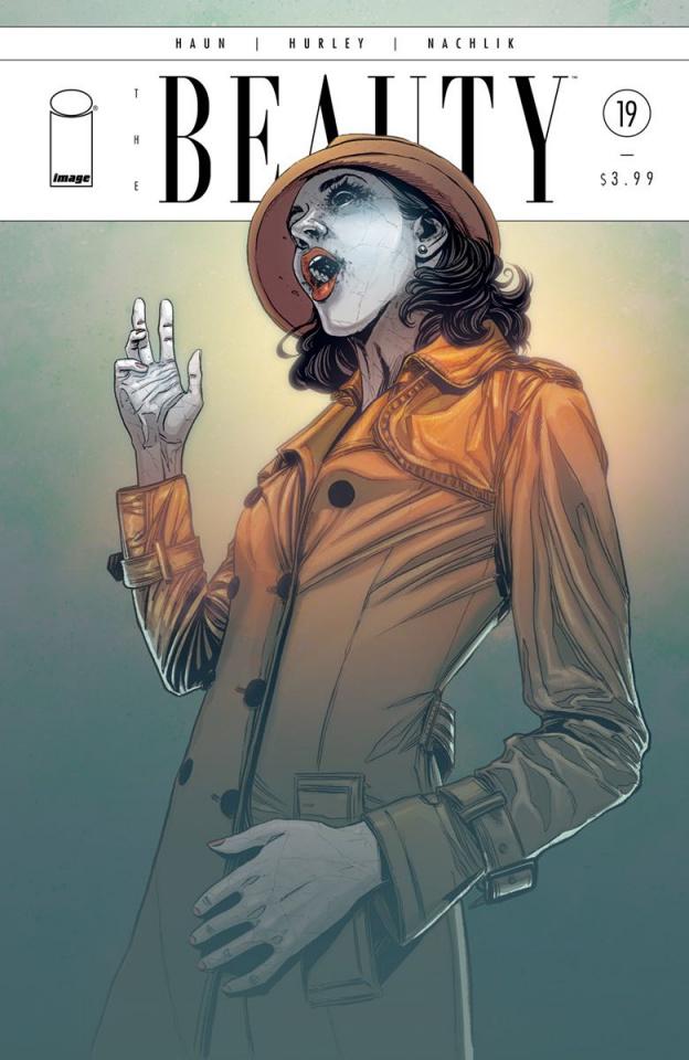 The Beauty #19 (Haun & Filardi Cover)