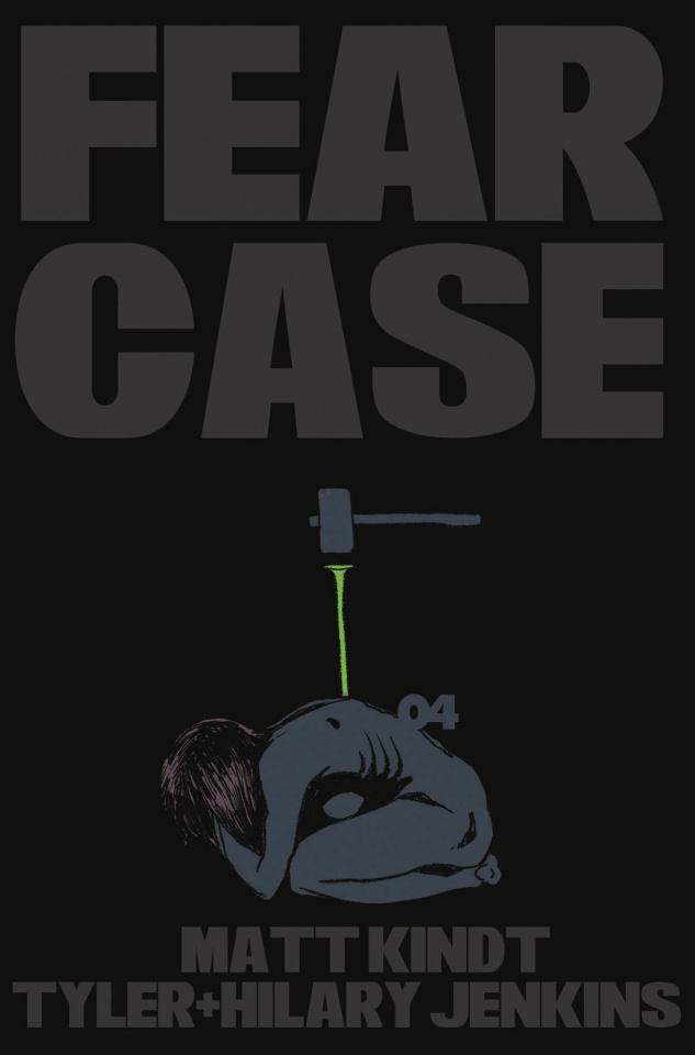Fear Case #4 (Jenkins Cover)