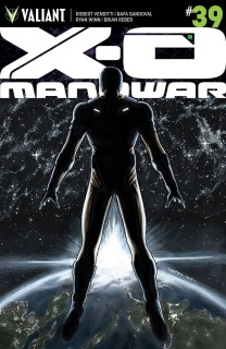 X-O Manowar #39 (20 Copy Peeples Cover)