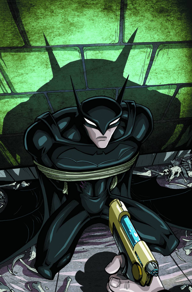 Beware the Batman! #6