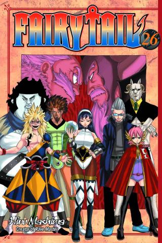 Fairy Tail Vol. 26