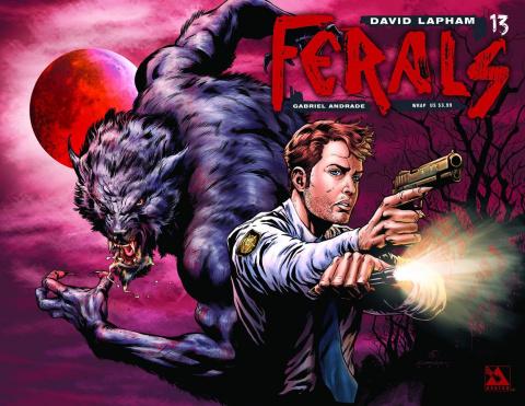 Ferals #13 (Wrap Cover)