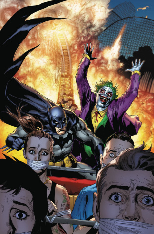 Detective Comics #1008: The Offer