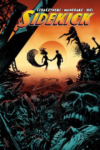 Sidekick #12 (Mandrake & HiFi Cover)