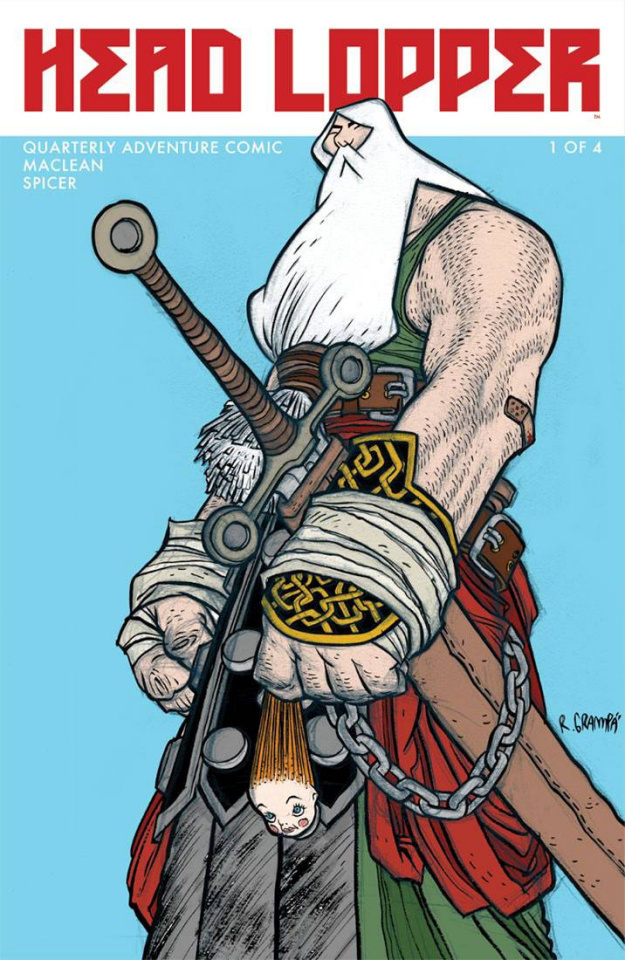 Head Lopper #1 (Grampa Cover)