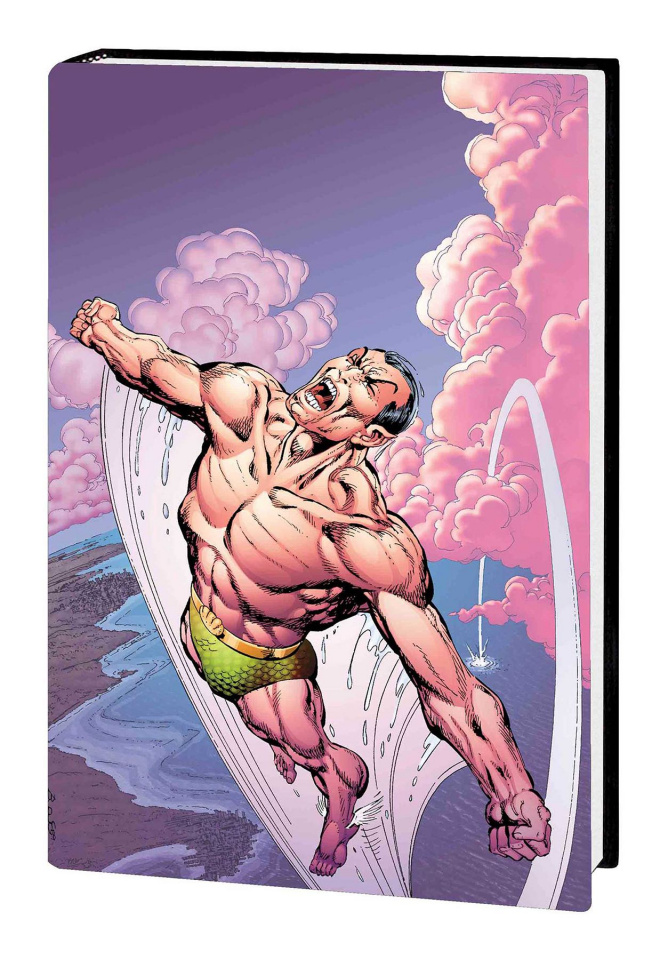 Namor: The Sub-Mariner by John Byrne and Jae Lee (Omnibus)