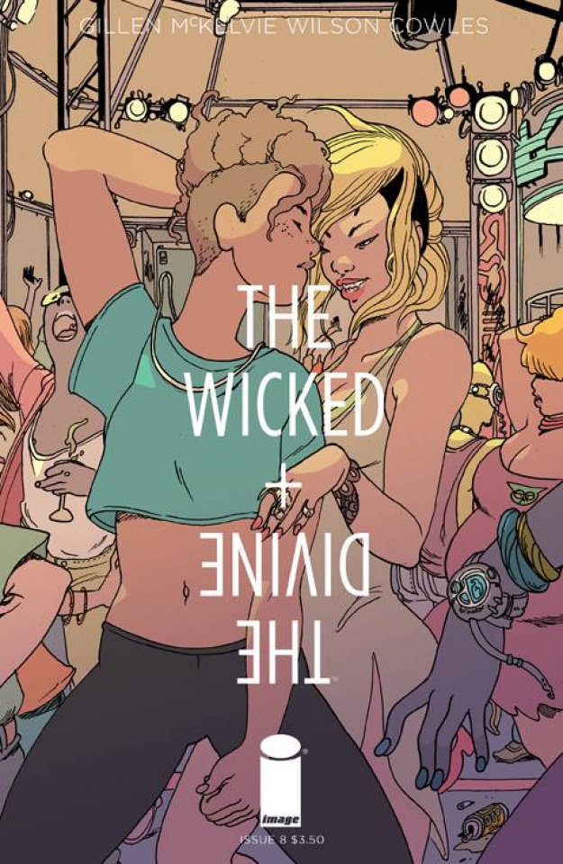 The Wicked + The Divine #8 (Graham Cover)