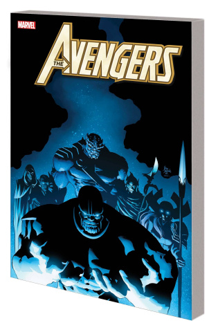 Avengers by Hickman Vol. 3 (Complete Collection)