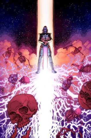 Infinity Wars #1 (Kuder Cover)
