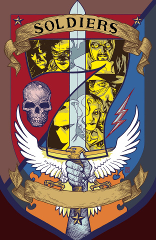 Seven Soldiers (Omnibus)