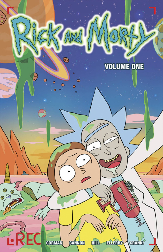 Rick and Morty Vol. 1