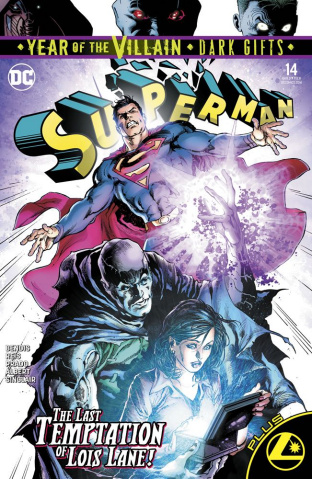 Superman #14 (Dark Gifts Cover)