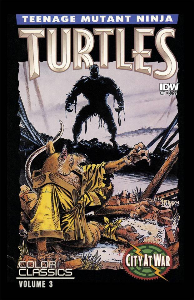 Teenage Mutant Ninja Turtles: Color Classics #8